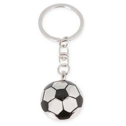 Llavero metal balon futbol