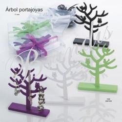 Árbol portajoyas