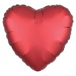 globo corazon 45cm