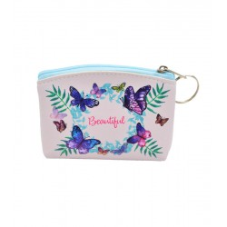 Monedero mariposas (pack de 6)