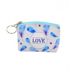 Monedero love (pack de 6)