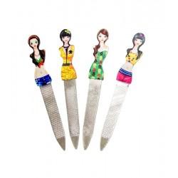 lima de uñas chicas