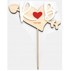 cake toppers personalizado