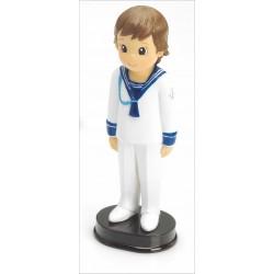 Niño comunión marinero 17 cm