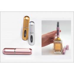 perfumador bomba recargable