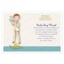Invitación comunión