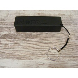 power bank negro 2200 mAh